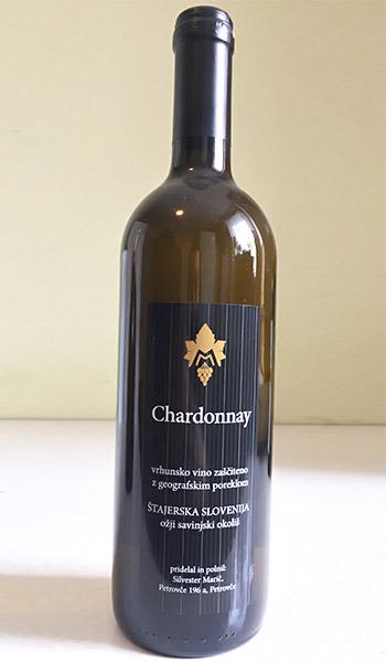 Chardonnay - letnik 2016