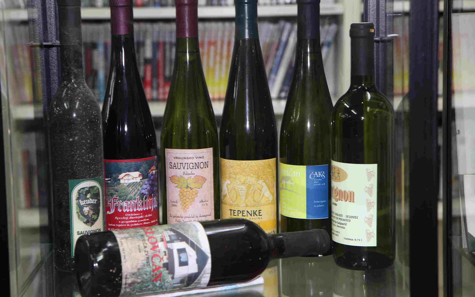 Predstavitev Društva savinjskih vinogradnikov Žalcu 2016
