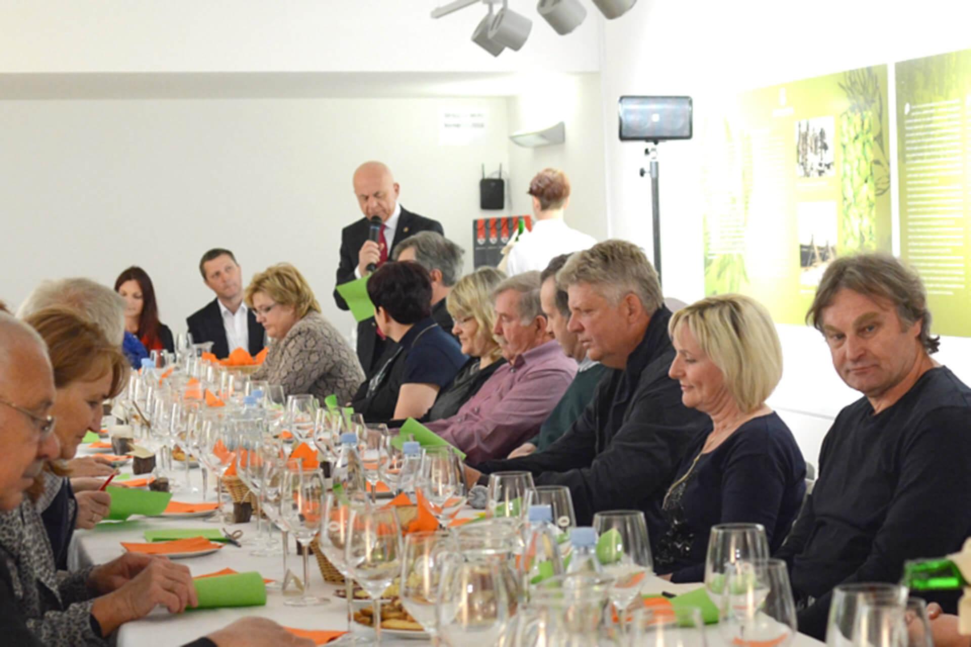 Izbor županovega vina na gradu Komenda na Polzeli 2018
