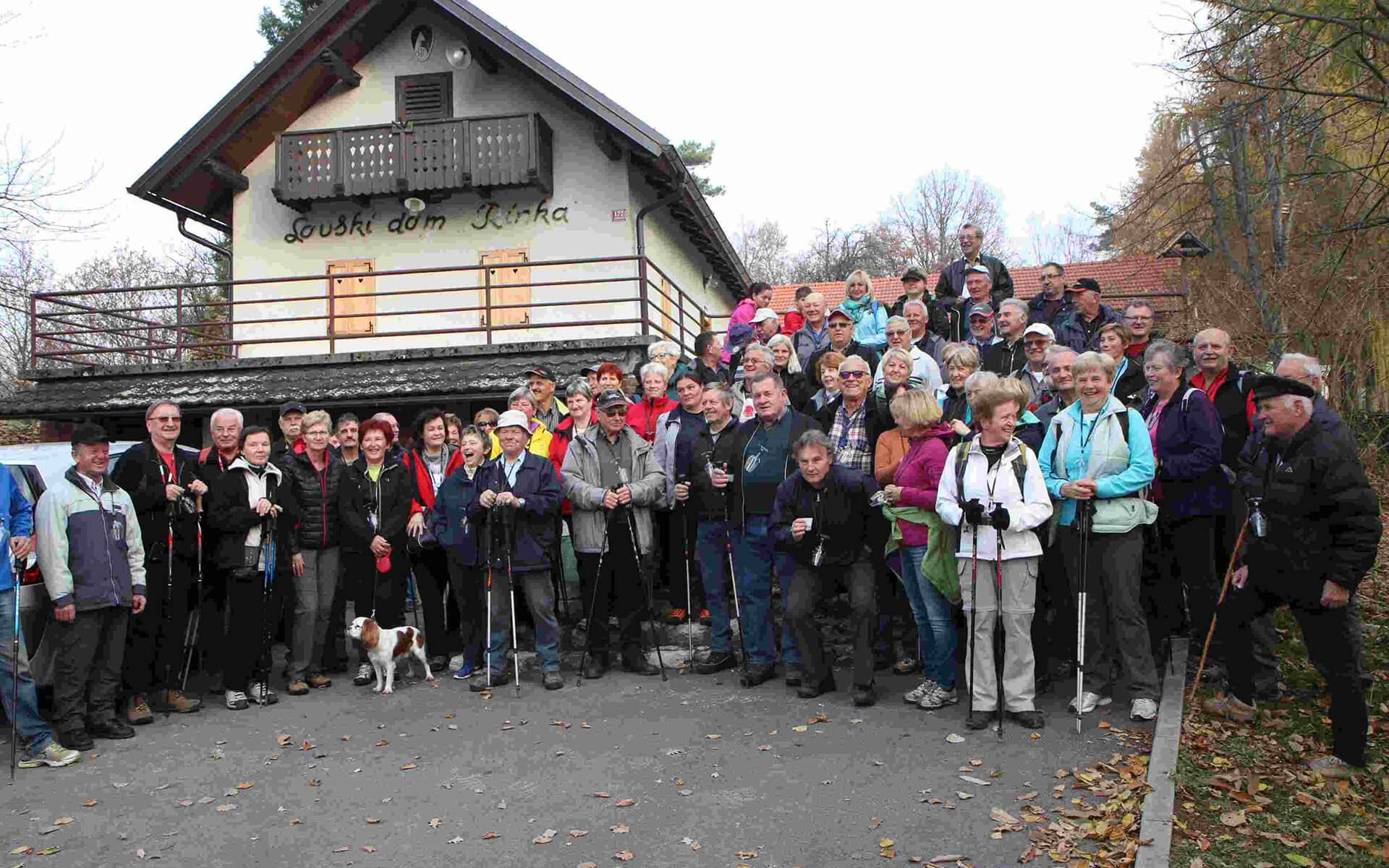 Martinov pohod po Sveti Jederti 2015