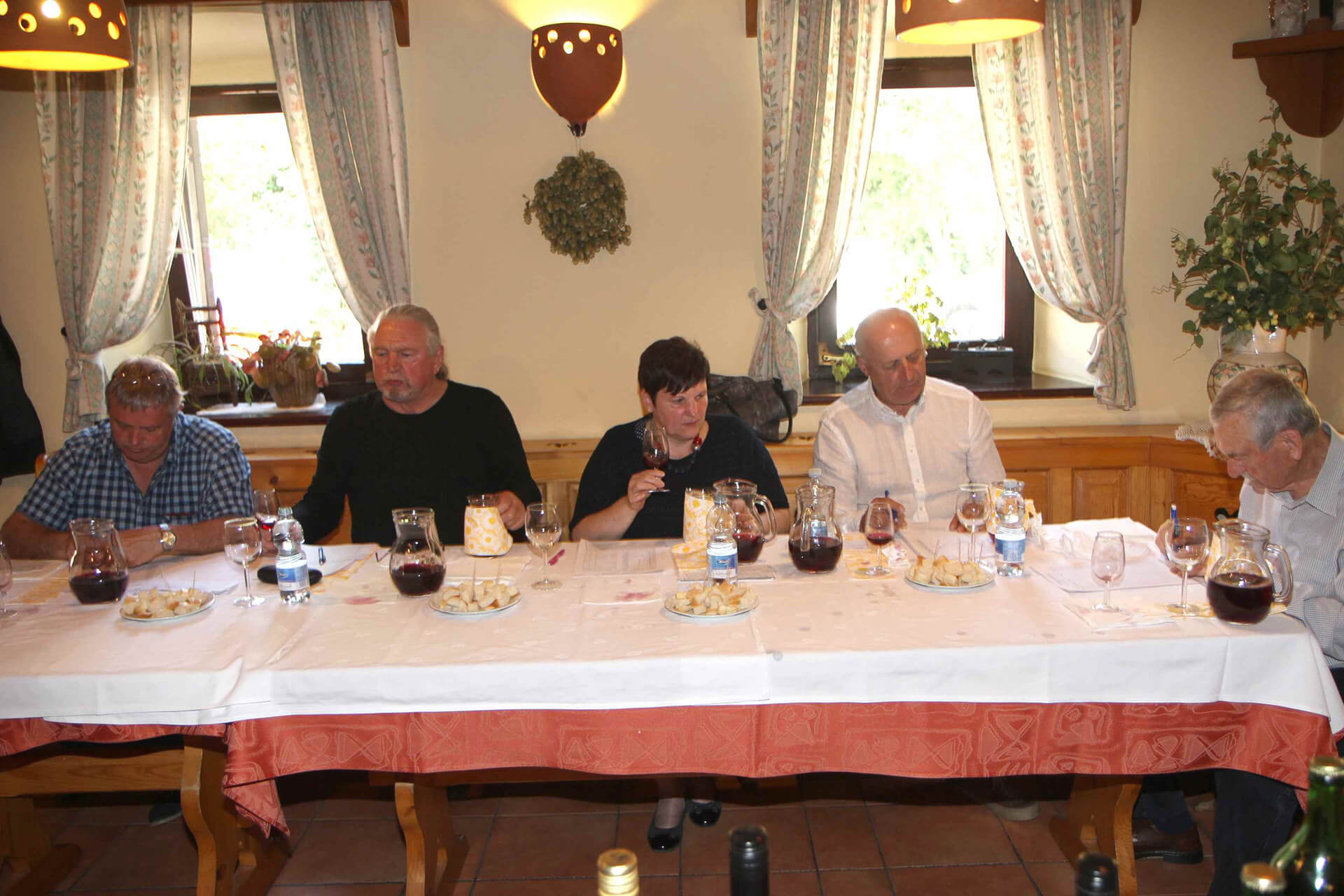 Ocenjevanje Vin V Gotovljah In Predavanje O Novostih Pri Zaščiti Vinske Trte 2018