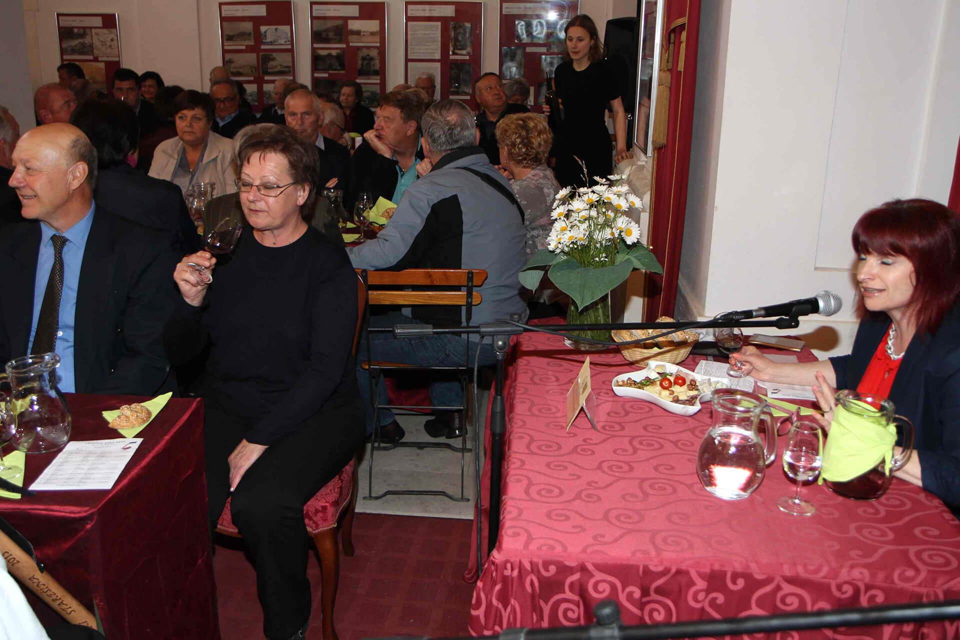 Praznik vina v dvorcu Novo Celje 2016